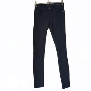 David Lawrence Black Skinny Jeans AU 6
